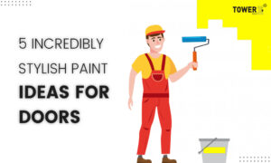 5 Incredibly Stylish Paint Ideas for Doors