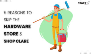 5 Reasons to Skip the Hardware Store and Shop Clare