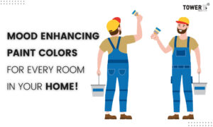 Mood Enhancing Paint Colors for Every Room in Your Home!