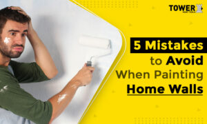 5 Mistakes to Avoid When Painting Home Walls