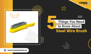 5 Things You Need to Know About steel wire brush