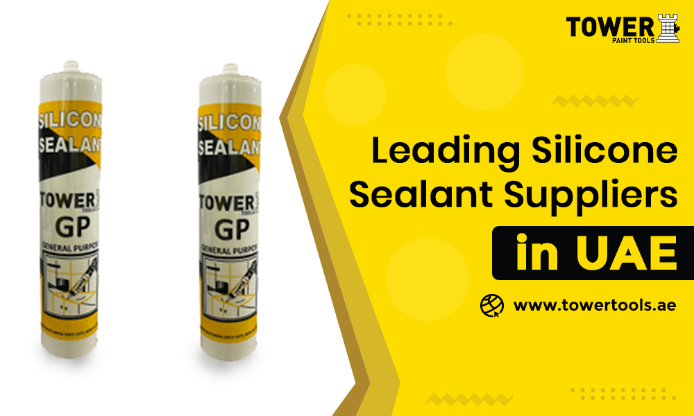 silicone sealant suppliers in uae