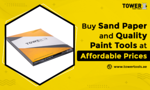 Buy Sand Paper and Quality Paint Tools at Affordable Prices