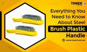 Everything You Need to Know About Steel Brush Plastic Handle