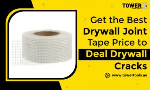 Get the Best Drywall Joint Tape Price to Deal Drywall Cracks