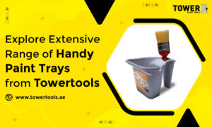Explore Extensive Range of Handy Paint Tray from Towertools